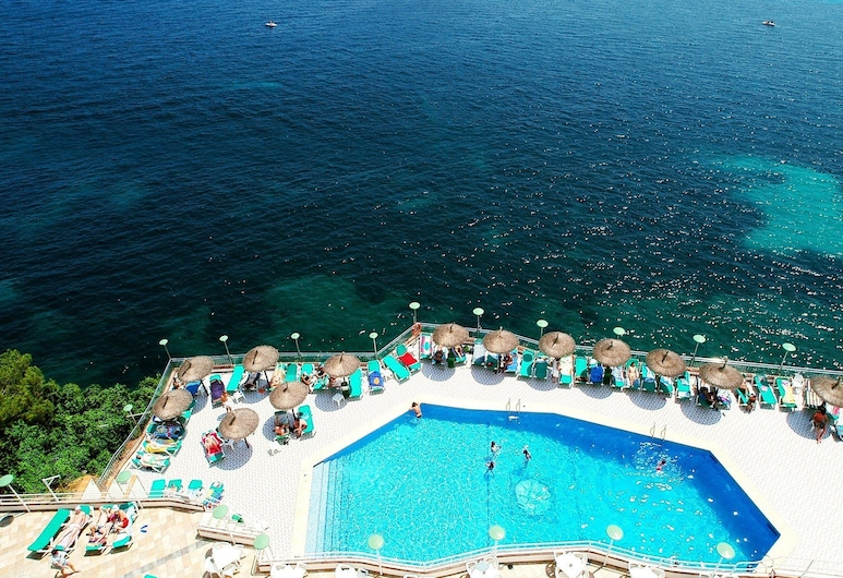 Hotel Florida Magaluf - Only Adults, Calvia, Εξωτερική πισίνα