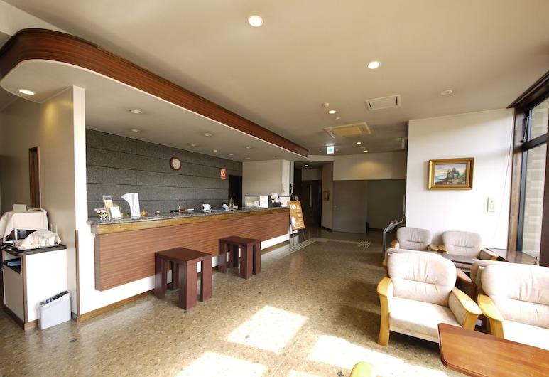 Hotel Route-Inn Nakano, Νακάνο, Λόμπι