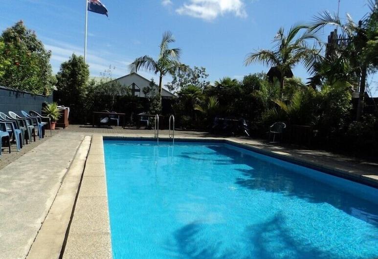 ASURE Wayfarer Motel, Kaitaia, Outdoor Pool