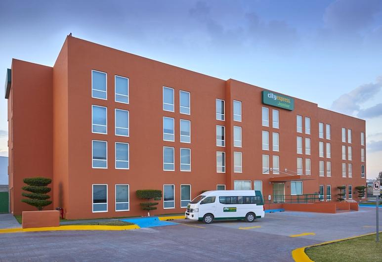 City Express Junior Guadalajara Periférico Sur, Tlaquepaque, Fachada del hotel