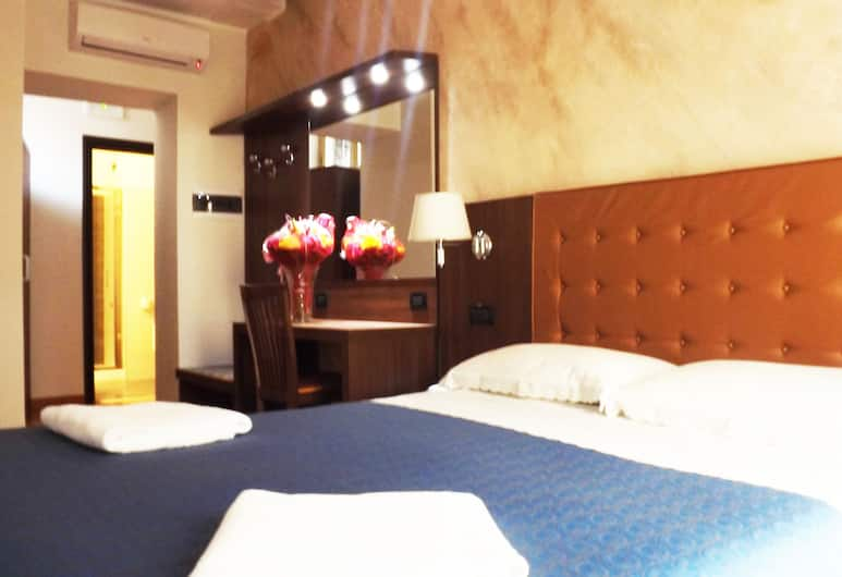 Hotel Nautilus, Roma, Kamar Double, kamar mandi pribadi, Kamar Tamu
