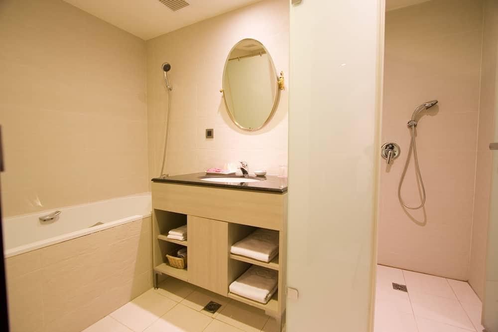 奢華客房, 1 張標準雙人床 - 浴室