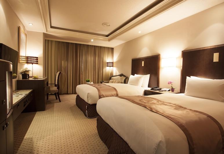 台北香城大飯店, 台北市, 雙床房, 2 張單人床 (Non cancellable ), 客房