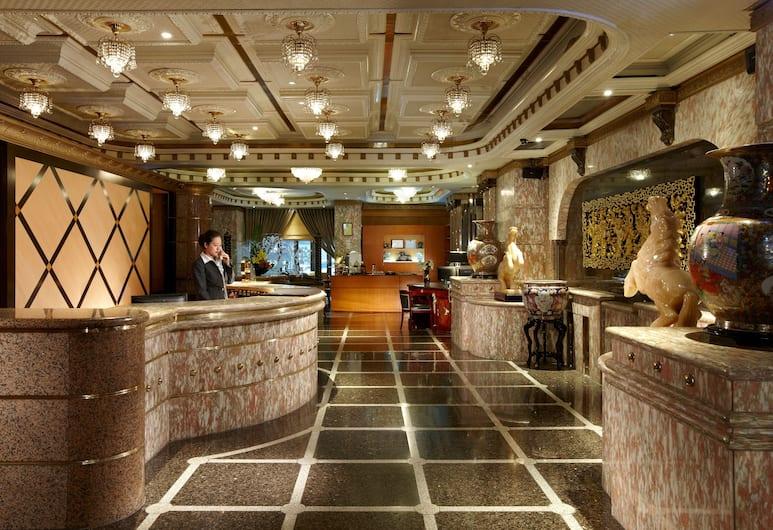 台北香城大飯店, 台北市
