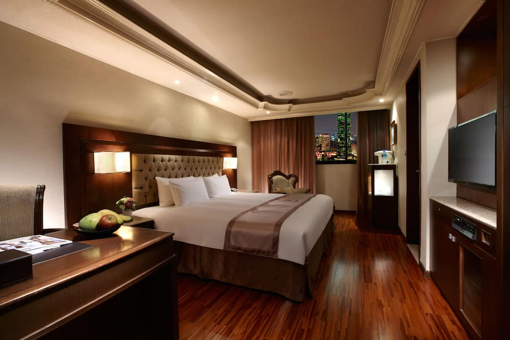 奢華客房, 1 張標準雙人床 - 客房