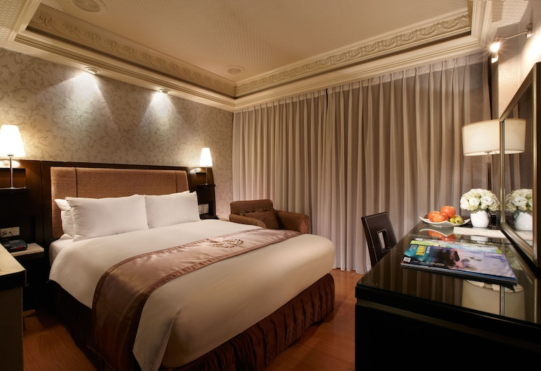 Deja Vu Hotel, Taipei
