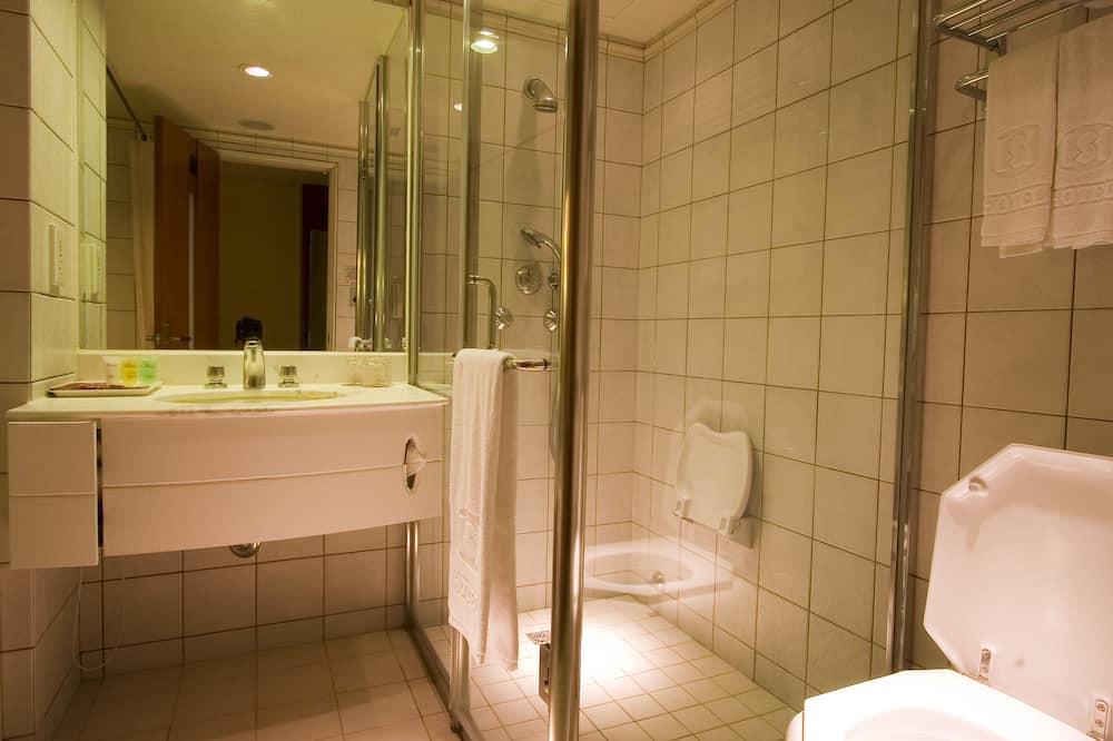 Paaugstināta komforta divvietīgs numurs (Non- Refundable ) - Vannasistaba