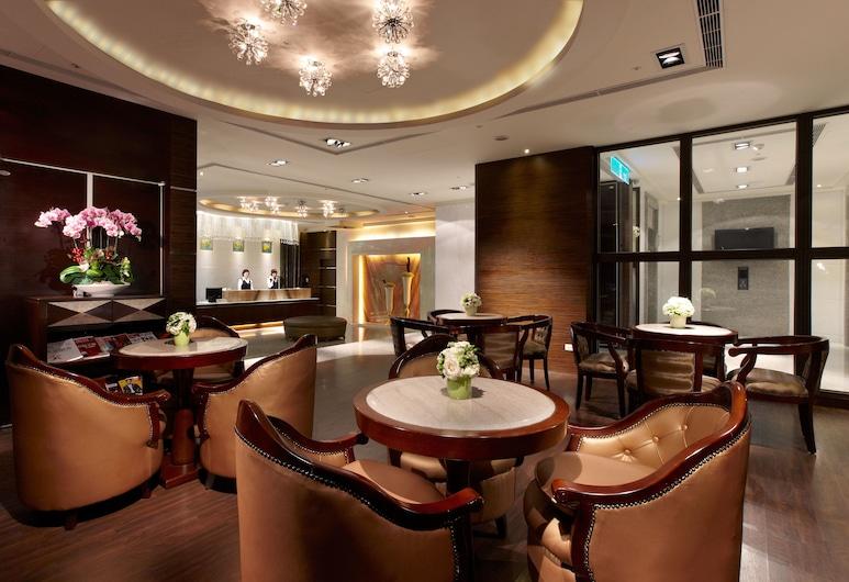 台中香城大飯店, 台中市