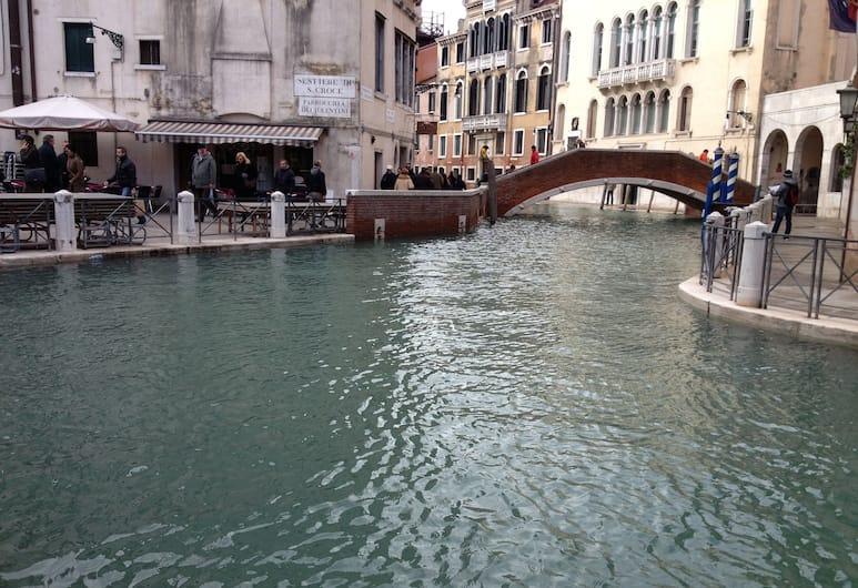 Ca' Dei Polo, Venice, View from Hotel