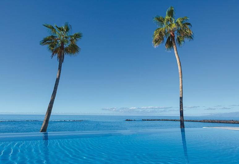 Hotel Riu Arecas, Adeje, Nekonečný bazén