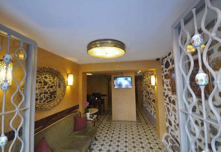 メリアル ホテル, イスタンブール, ロビー応接スペース