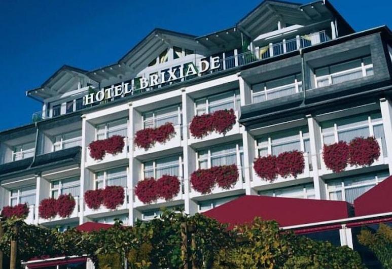 Moselstern-Hotel 'Brixiade & Triton', Cochem, Hotel Front
