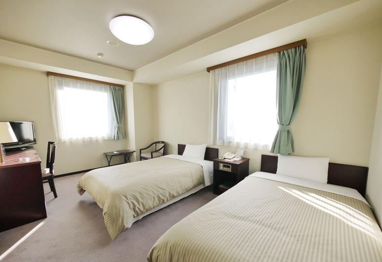 Hotel Route-Inn Shimada Ekimae, Shimada, Δίκλινο Δωμάτιο (Twin), 2 Μονά Κρεβάτια, Μη Καπνιστών, Δωμάτιο επισκεπτών