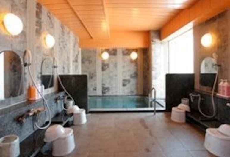 Hotel Route-Inn Ichinomiya Ekimae, Ichinomiya, Εσωτερική μπανιέρα υδρομασάζ