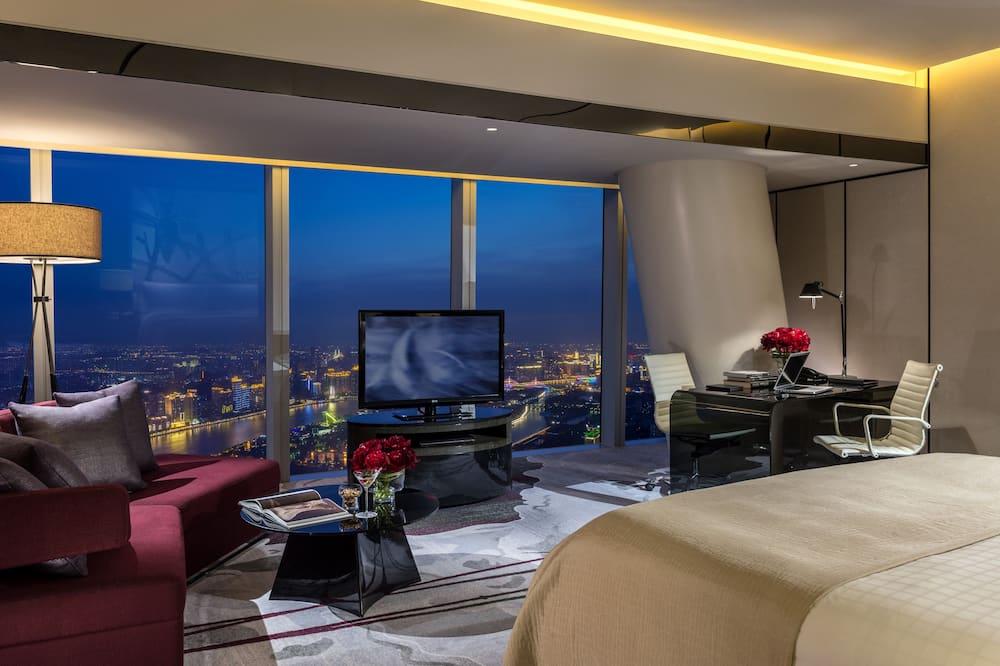 デラックス ルーム キングベッド 1 台 - 部屋からの眺望
