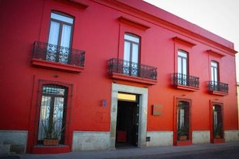 Oaxaca bölgesindeki Hotel Abu resmi