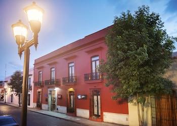瓦哈卡阿布酒店的圖片