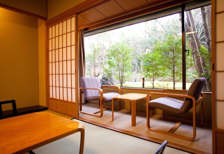 Ranzan Hotel, Kyoto, Japanese Style Room, Garden View
