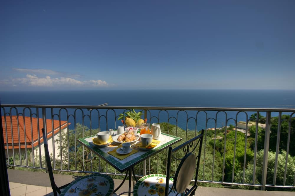 Superior Double or Twin Room, Sea View - Balcony