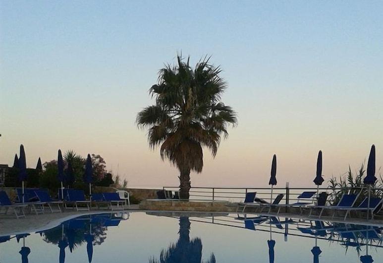 Hotel Club Alizé, Santa Cesarea Terme, Vonkajší bazén