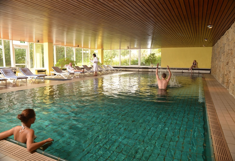 Hotel Kaiseralm, Bischofsgruen, Εσωτερική πισίνα