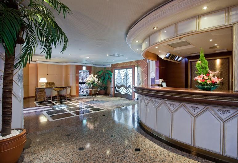 香都大飯店, 台北市, 大廳