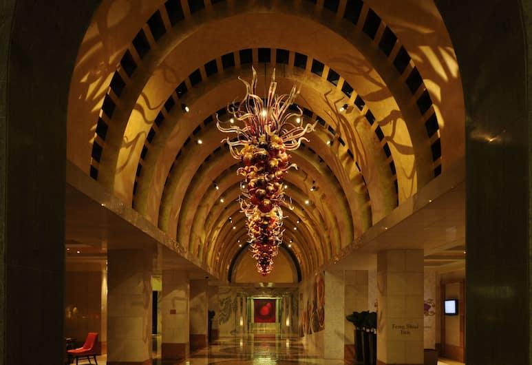 Resorts World Sentosa - Crockfords Tower, Singapore, Lobby