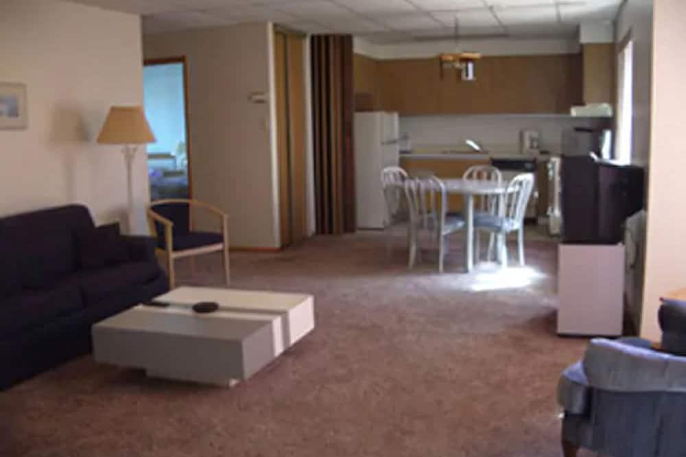 Condo, 2 Bedrooms, Kitchen - Living Room