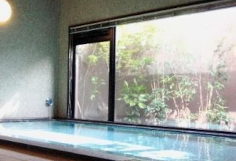 Hotel Route-Inn Wakamiya Inter, Miyawaka, Εσωτερική μπανιέρα υδρομασάζ