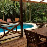 Suite, Poolside - Balcony
