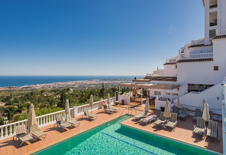 Macdonald La Ermita Resort, Mijas, Εξωτερική πισίνα