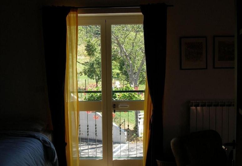 La Casa Inglese, Urbe, Economy-Apartment, 1 Schlafzimmer, Kochnische, Erdgeschoss (The Oscar Wilde Apartment), Zimmer