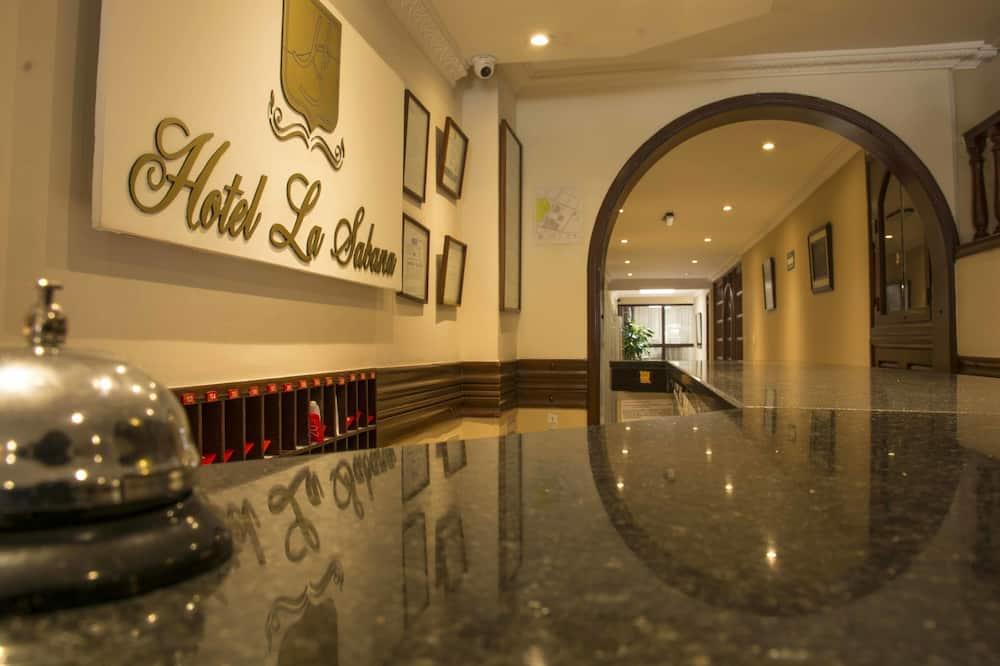Pintu Masuk Dalaman