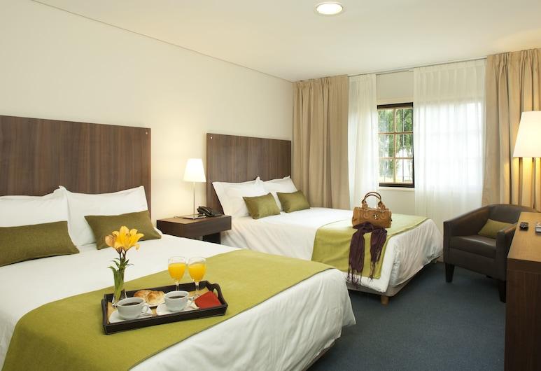 Bahía Redonda Hotel, El Calafate, Standardní pokoj s dvojlůžkem, Pokoj