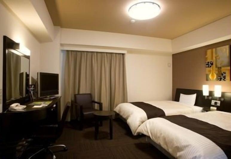 Hotel Route-Inn Hofu Ekimae, Hofu, Comfort Δίκλινο Δωμάτιο (Twin), 2 Μονά Κρεβάτια, Καπνιστών, Δωμάτιο επισκεπτών