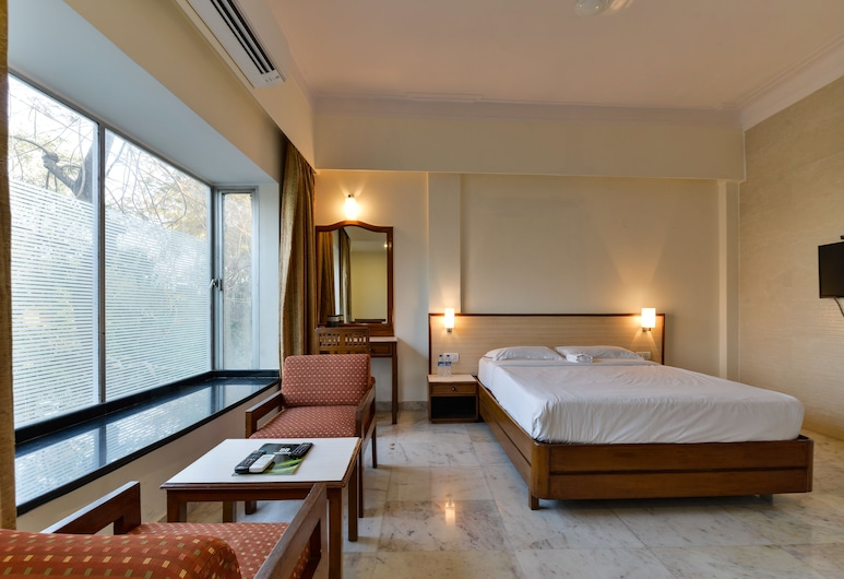Hotel Ajanta, Mumbai, Standard Room, 1 Double or 2 Twin Beds, Guest Room View