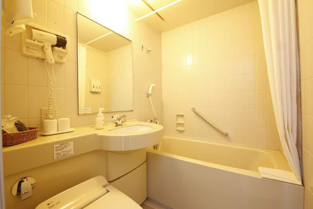 單人房, 吸煙房 (Multi Night ECO Plan,No Room Cleaning) - 浴室