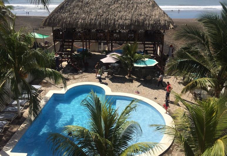 SABAS Beach Resort, La Libertad, Udendørs pool