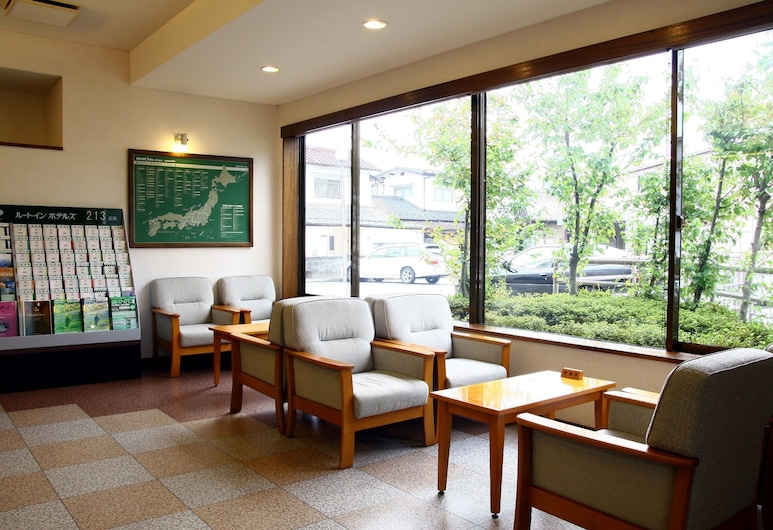 Hotel Route-Inn Court Kofu, Kofu, Λόμπι