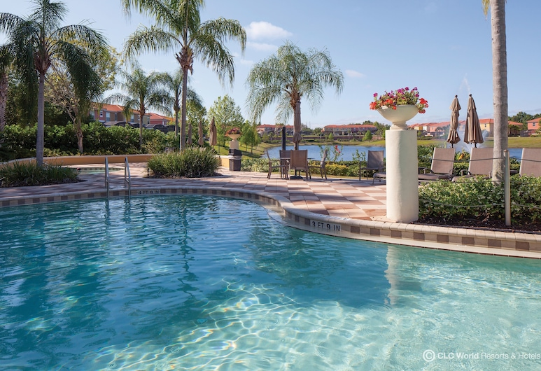 CLC Encantada Resort Vacation Townhomes, Kissimmee, Außenpool