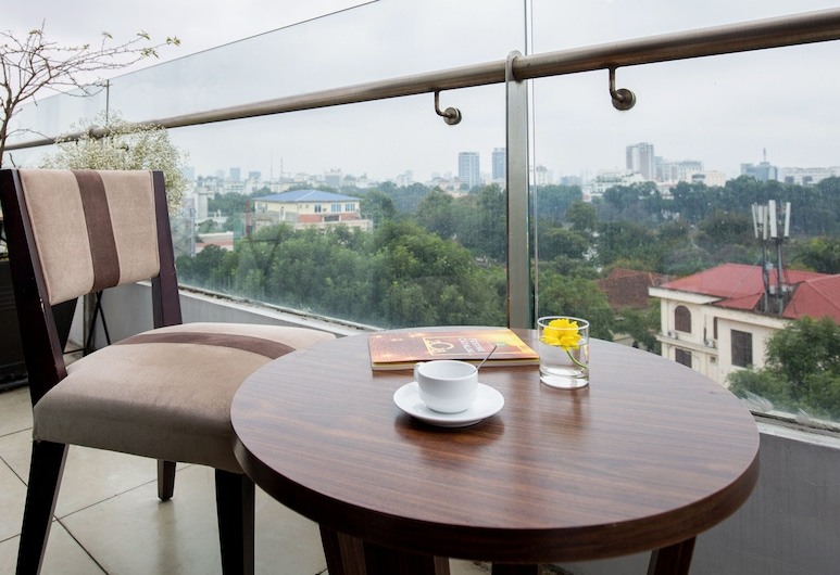 Authentic Hanoi Hotel, Hanoi, Outdoor Dining