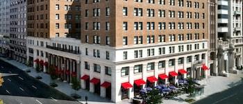Bilde av The Woodward Building i Washington