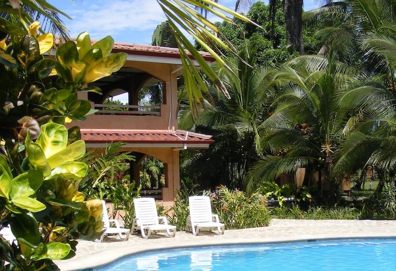 Hotel Playa Westfalia, Limón, Piscina al aire libre