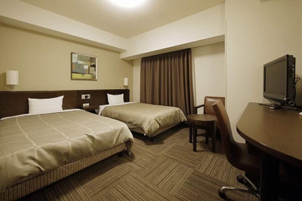 Zweibettzimmer, Raucher - Zimmer