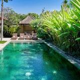 ลักซ์ชัวรี่วิลล่า, 3 ห้องนอน, สระว่ายน้ำส่วนตัว - วิวสวน