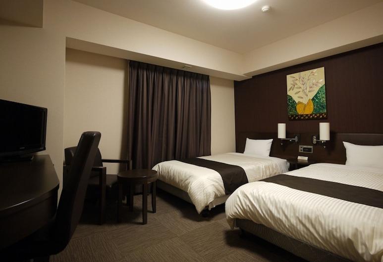 HOTEL ROUTE-INN OTA MINAMI-Route407-, Ota, Comfort Δίκλινο Δωμάτιο (Twin), 2 Μονά Κρεβάτια, Μη Καπνιστών, Δωμάτιο επισκεπτών
