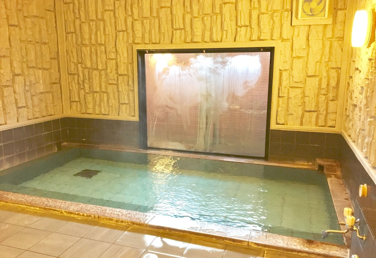 Hotel Route-Inn Misawa, Μισάβα, Εσωτερική μπανιέρα υδρομασάζ
