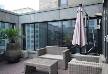 Hwaseong — zdjęcie hotelu JS Boutique Hotel