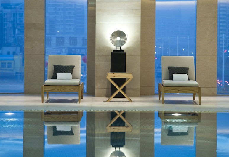 Hilton Nanjing, נאנג'ינג, בריכה מקורה