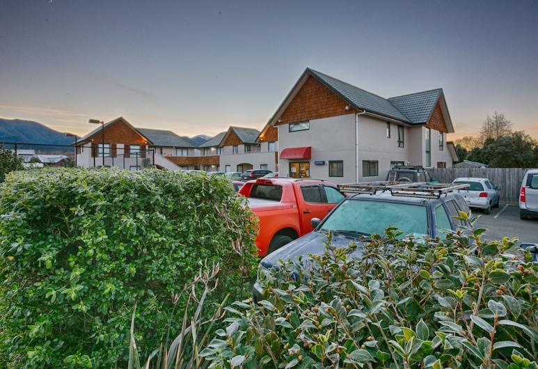 Bella Vista Motel Hanmer Springs, Hanmer Springs, Garten